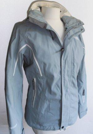 Luxus Outdoor-Jacke mit vielen Extras, wind- und wasserfest
