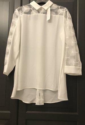 Luxus schicke Bluse von Anne Fontaine, NEU