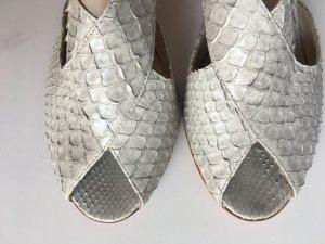 Attilio giusti leombruni Tacco alto grigio chiaro