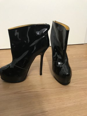 Luxus-Stiefel Yves Saint Laurent Tribute Größe 41