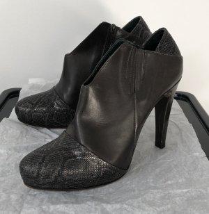 Luxus Stiefletten, Ankle Boots v. IXOS, Gr. 40, 1x getragen