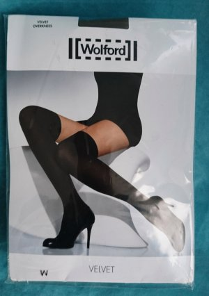 Wolford Leggings green grey polyamide