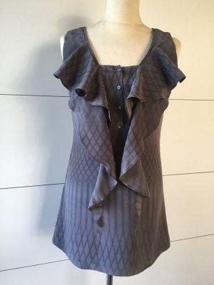 Luxustunika/kleid von Ted Baker 100% Seide NP 180€