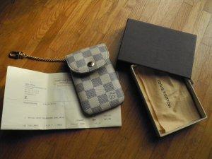 LV Handyhülle mit Schlüsselanhänger (inkl. Box, Staubbeutel, Rechnung)