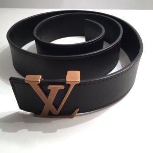 Louis Vuitton Ceinture de taille brun