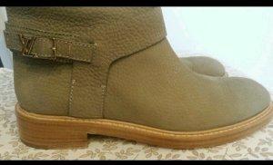 LV - louis vuitton Adventure flat ankle boot 37,5
