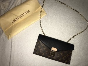 Louis Vuitton Borsetta nero-bronzo
