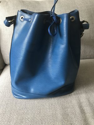 LV NOE in Toledo Blue Epi Leather- GM