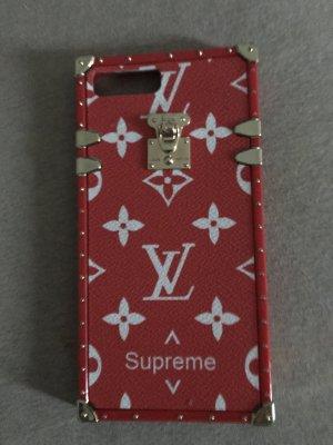 LV Supreme eyetrunk inspired iPhone 6plus/6sPlus/7plus/8plus
