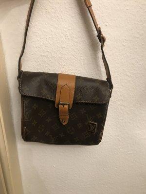 Louis Vuitton Bolso marrón-marrón oscuro