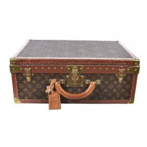 "LY ""Alzer"" Monogram Canvas Koffer"