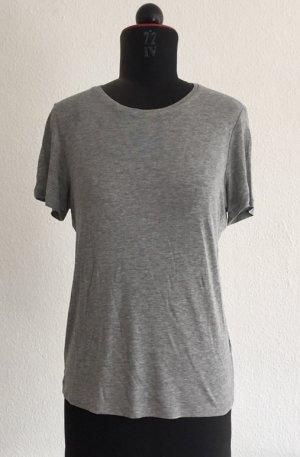Lyocell T-Shirt grau von Other Stories, Größe 40