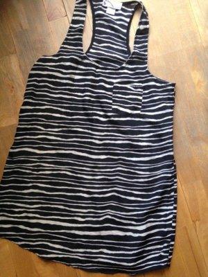 Michael Kors Mini Dress black-white