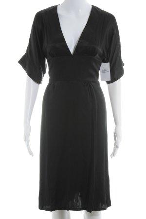 M by Madonna Kurzarmkleid schwarz Elegant