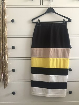 M by MAIOCCI coloured skirt
