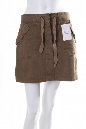 M.D.W Miniskirt light brown athletic style