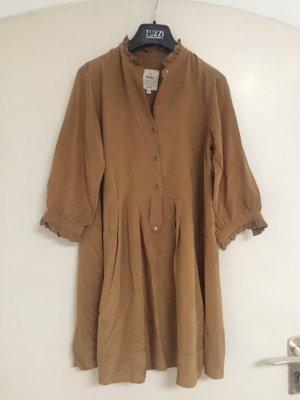 M.I.H. Collection Kleid senf Seide