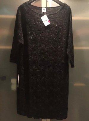 M Missoni Designerkleid, schwarz, Gr. 38, Neu m Etikett, NP: 379 €