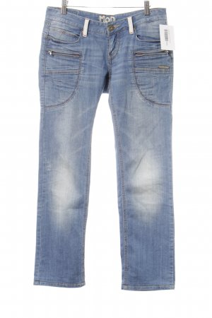 M.O.D. Boot Cut Jeans mehrfarbig Casual-Look
