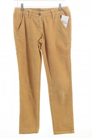 M.O.D. Cordhose dunkelgelb Casual-Look