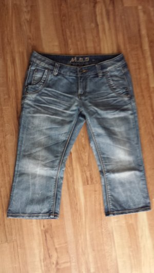 M.O.D. 3/4 Length Jeans multicolored