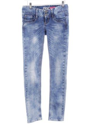 M.O.D. Skinny Jeans blau Casual-Look