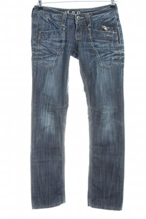 M.O.D. Slim Jeans blau Casual-Look