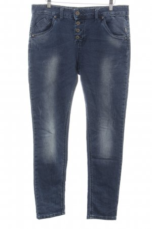 M.O.D. Stretch Jeans blau Casual-Look