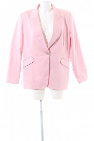 M&S Kurz-Blazer pink Business-Look