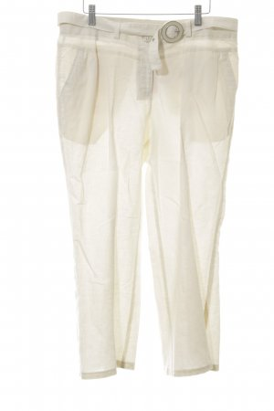 M&S Leinenhose creme Casual-Look