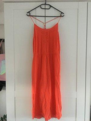 M&S Sommerkleid orange