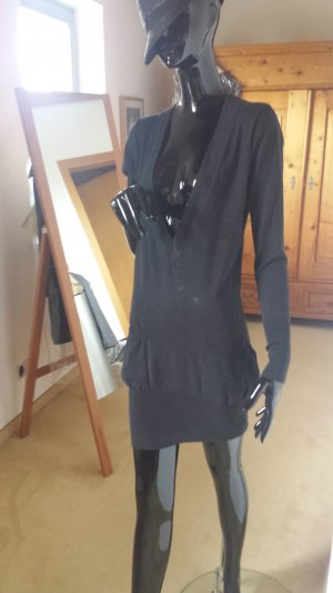 Sweater Dress black cotton