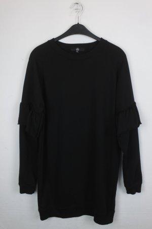 Robe Sweat noir coton