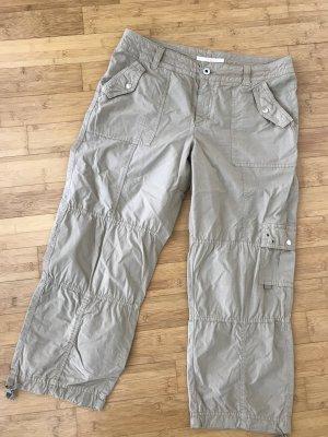 Mac Pantalon 3/4 beige