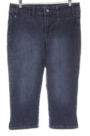 "Mac 3/4 Jeans ""Conny"" dunkelblau"