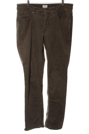 Mac 7/8 Length Jeans brown casual look