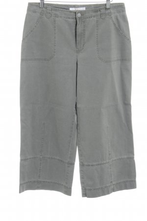 Mac 7/8-jeans grijs-bruin casual uitstraling