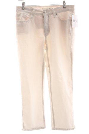 "Mac Jeans 7/8 ""Melanie 7/8"" blanc"