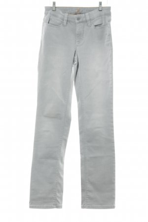 Mac Boot Cut Jeans grau Casual-Look