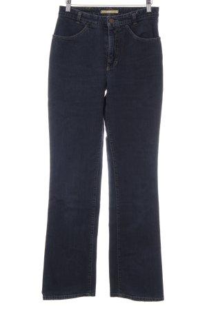 """Mac Jeans bootcut """"Melanie"""" bleu foncé"""