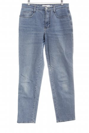 Mac Boyfriend jeans korenblauw casual uitstraling