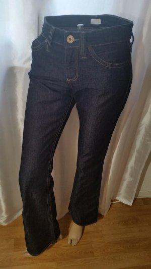 Mac Carry Boot Jeans Indigo 36 Neu!