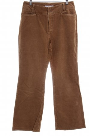 Mac Cordhose hellbraun Retro-Look
