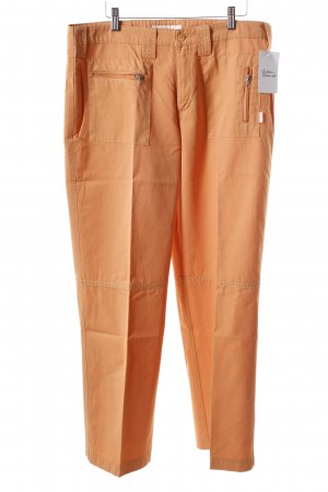 Mac Cordhose orange Street-Fashion-Look