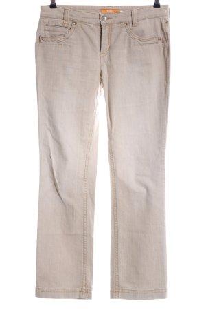 Mac Five-Pocket Trousers cream casual look