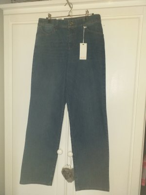 Mac Low Rise jeans blauw
