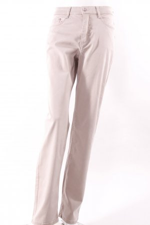 Mac High Waist Hose beige