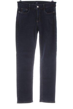 Mac High Waist Jeans blau Casual-Look