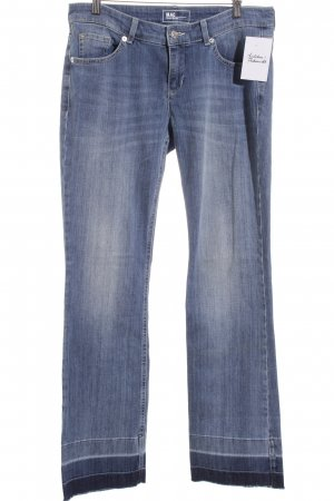 Mac High Waist Jeans graublau Casual-Look