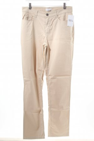 Mac Hose beige Casual-Look